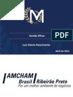 Merita - Amcham - Gestão Eficaz - Abr11