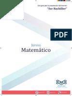 Libro Dominio Matemático