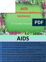 PRESENTASI AIDS