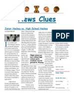 News Clues newspaper final