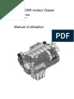 Liebherr Diesel Engine D934-D936-D946 Maintenance Manual