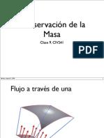Clase09_ConservacionMasa