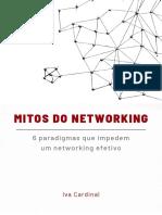 eBook Mitos Do Networking Iva Cardinal
