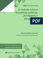 O controle externo e Políticas Públicas