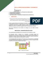 Capitulo 1, Innovación Sistemica y Sistemática