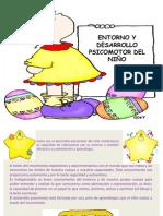Entorno y desarrollo psicomotor del niño
