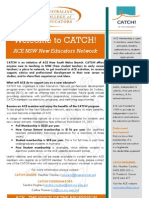 ACE Catch Seminar 12 May