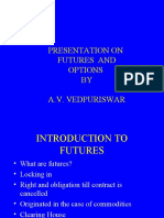 Futures and Options- a Primer