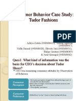 consumer behaviour case study coke for all Consumer behavior icmr case collection provides teachers, corporate trainers, and management professionals with a variety of teaching and reference material the collection consists of case studies and research reports on a wide range of companies and industries - both indian and international.
