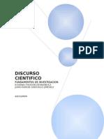 DISCURSO CIENTIFICO