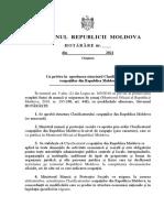 STRUCTURA Clasificatorului ocupațiilor din Republica Moldova