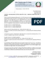 Comunicazione n. 26 Personale - Organizzaizone in vigore dal 20.09.2021 - Licei