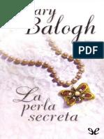La Perla Secreta - Mary Balogh