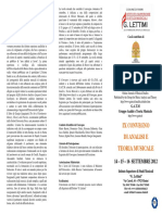programma analitica 2012