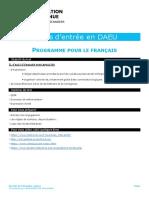 Programme Test Entrée DAEU- 2019- (1)