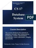 Database Systems_lec00