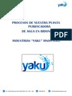 PROCESO YAKU
