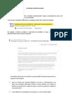 Como Responder a Atividade Contextualizada (3)