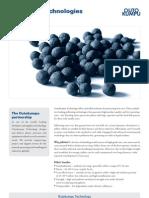 pellets technology