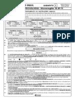 Prova - Agente de Tecnologia - Microrregião 16 Df-ti - Tipo 2