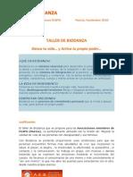 Biodanza ASOCIACIONES FEAPS
