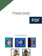 Titanic Shoe Group