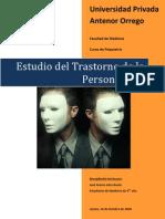 Estudio de la personalidad, recopilacion por Arturo Julca.