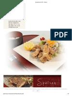 Speisekarten PDF – Manyo
