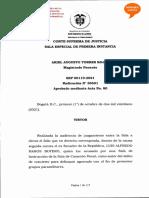 Condenan a 7 años y 11 meses al exgobernador de Antioquia, Luis Alfredo Ramos