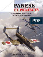 Japanese Secret Projects Experimental Aircraft 1939-1945