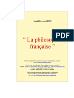 Bergson_philo_francaise