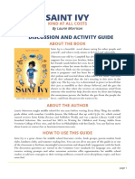 Saint Ivy Discussion and Activity Guide