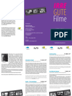 Faltblatt Psych-Filme 2010