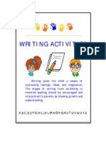 26 Writing