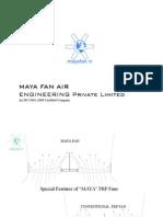maya fan engg presentation