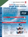 Solution - Building Cellular Needs