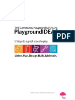 Playground Ideas Community Playground Manual