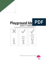 PlaygroundIDEAS Playground safety guidelines
