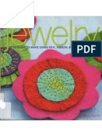 Fabric Jewelry 25 Designs to Make Using Silk, Ribbon, Buttons, and Beads