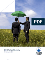 GCC Takaful Industry Report