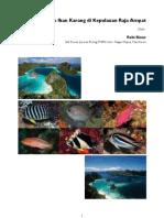 Kekayaan Jenis Ikan Karang di Kepulauan Raja Ampat