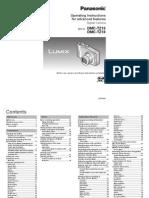 Lumix Manual