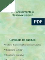 III - Crescimento e desenvolvimento 1-2009