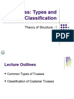 03 Truss- Types and Classification