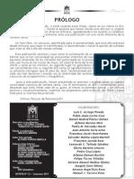 """REVISTA """"EL SUDARIO, 2011"""""""