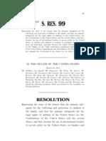 Parental Rights Resolution SRes99