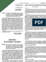 Real Decreto Legislativo 1020-1993