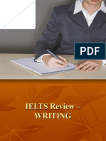 IELTS WRITING INTRO