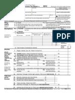 2010 1040a federal tax form