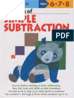 6-7-8_Years_Simple_Subtraction